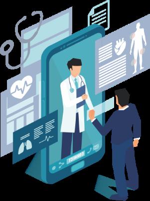 Connect patients